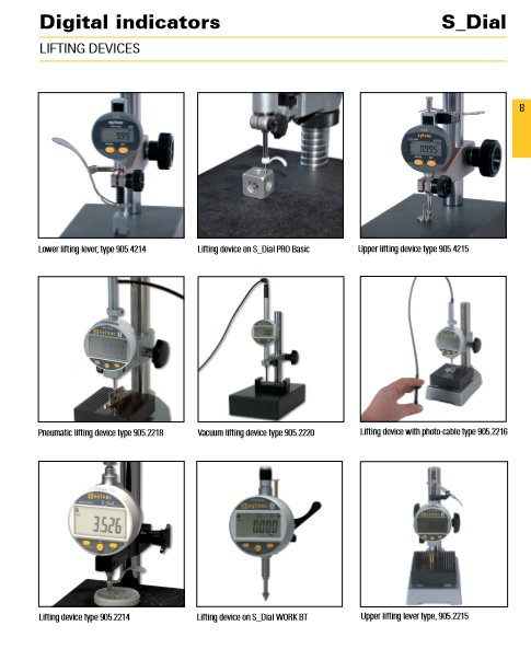 Digital indicators   ( Lifting Devices)